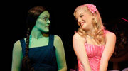 Jemma Rix and Lucy Durack